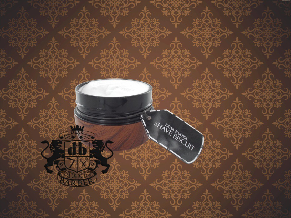 Dear Barber Borotva szappan 100ml