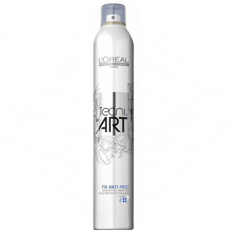 L'oréal TECNI.ART Fix Anti-frizz hajlakk 400ml