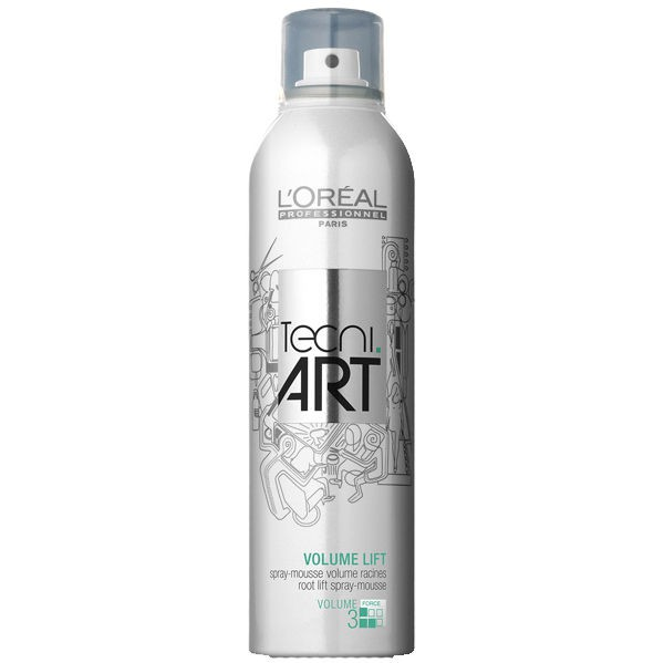 L'oréal TECNI.ART Volume Lift hajtőemelő hajhab 250ml