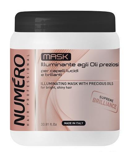 Numero Illuminating mask with precious oils 1000 ml