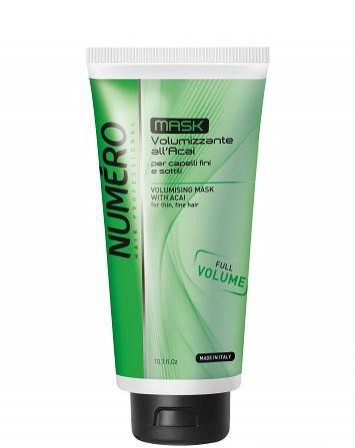 Numero Volumising mask with acai 300 ml