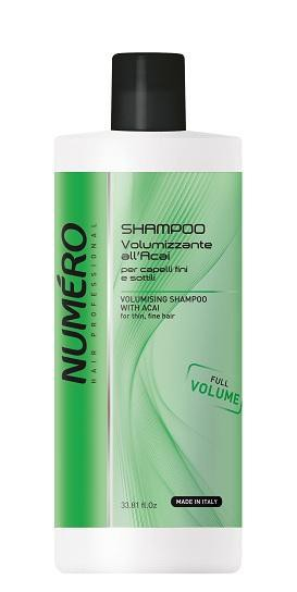 Numero Volumising Shampoo with acai 1000 ml