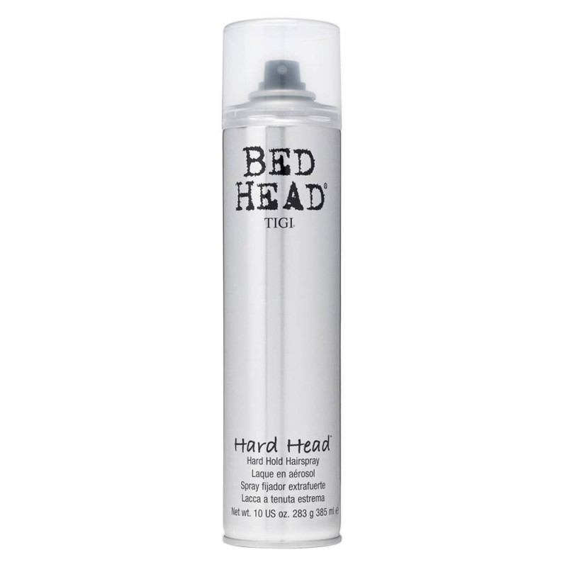 igi Bed Head Hard Head extra erős hajlakk, 400 ml