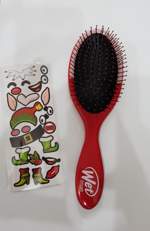 The Wet Brush Make Your Own Brush Winter- Elf