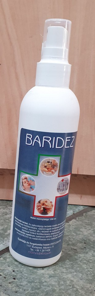 Baridez 250ml